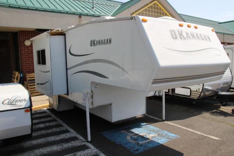 Okanagan Camper Rvs For Sale