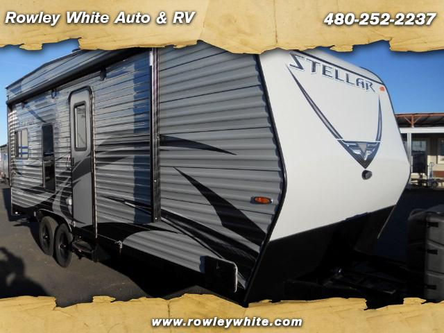 2017 Eclipse Recreational Vehicles ATTITUDE 36TSG, 3 SLIDES, 16 FT GARAGE, FIREPLACE,SOLAR