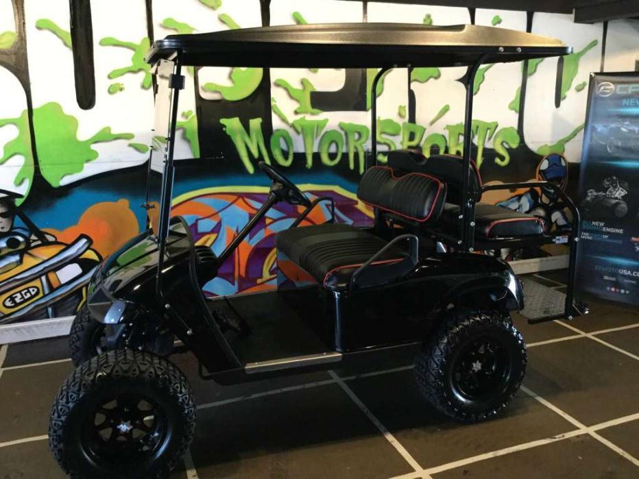 2009 Yamaha Golf Cart