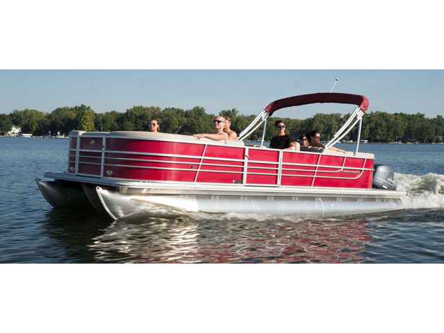 2016 Starcraft Pontoon EX 20 C