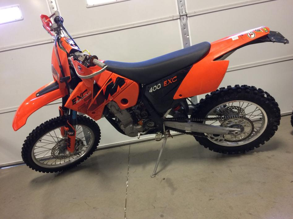 ktm 400 exc racing motorcycles for sale