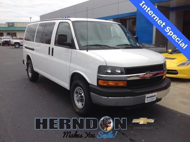 2011 Chevrolet Express Van G3500