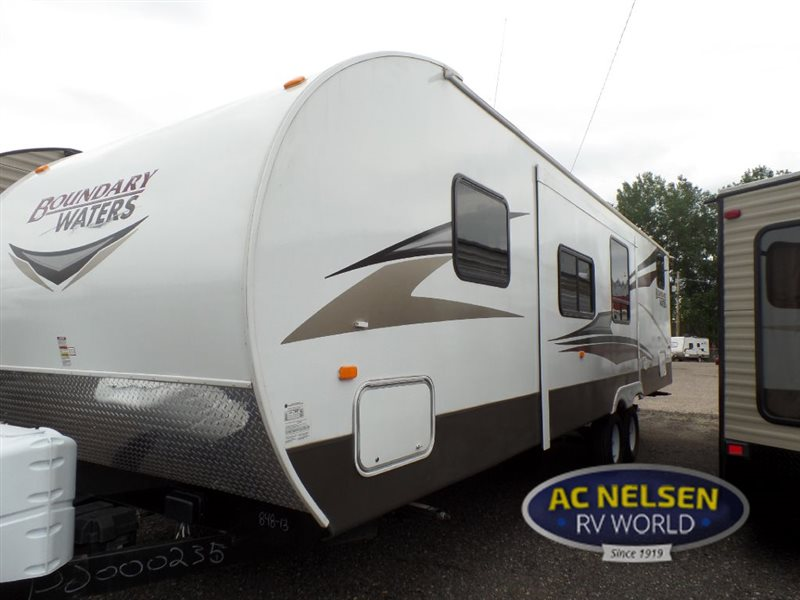 2010 Crossroads Rv 26 RL
