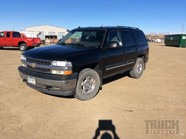 2005 Chevrolet Tahoe K1500 4x4