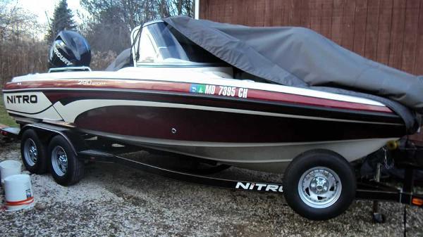 2011 Nitro Boats 290 Sport