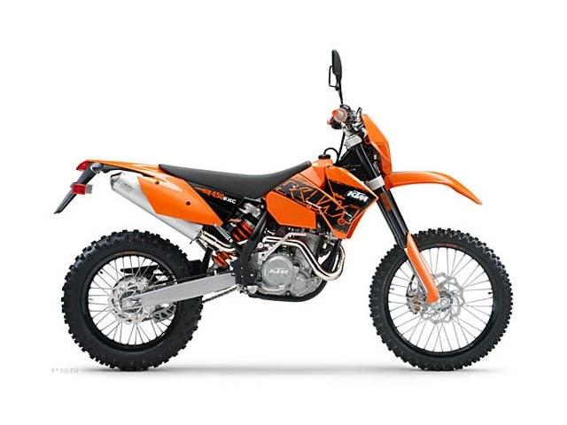2007 ktm 450 exc motorcycles for sale. Black Bedroom Furniture Sets. Home Design Ideas