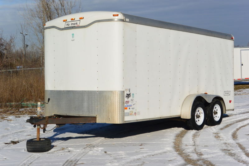 2006 Enclosed Trailer Rvs For Sale