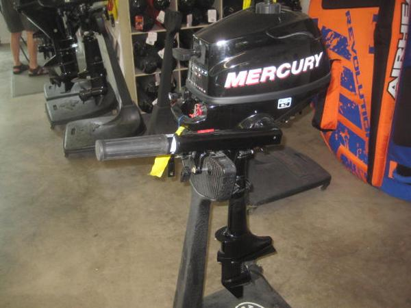 2012 MERCURY 3.5hp Engine and Engine Accessories
