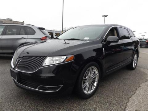 2013 LINCOLN MKT 4 DOOR SUV