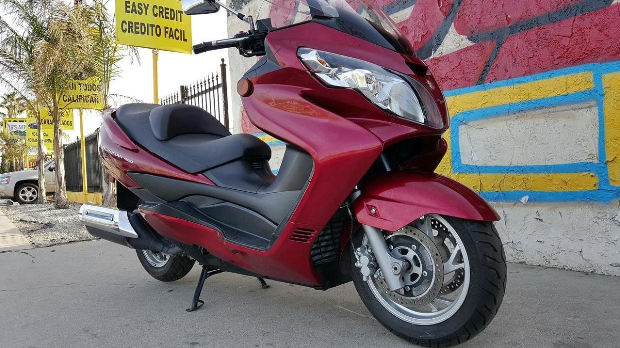 Suzuki Burgman 400 Motorcycles For Sale In Pacoima California 2008 Problems 2002 Honda Cr Series