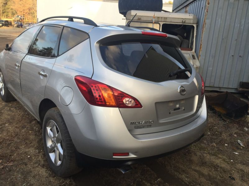 2009 Nissan Morano S