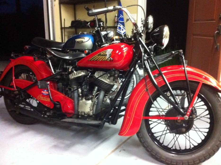 1937 Indian Chief - More Classics to Choose at GP!!