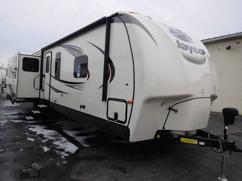 Jayco Eagle Travel Trailers 330rsts Rvs For Sale
