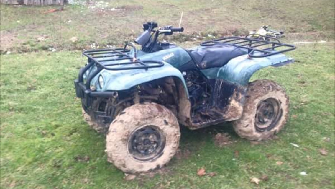 Yamaha grizzly 450 4wd hunt motorcycles for sale for Yamaha grizzly 450 for sale