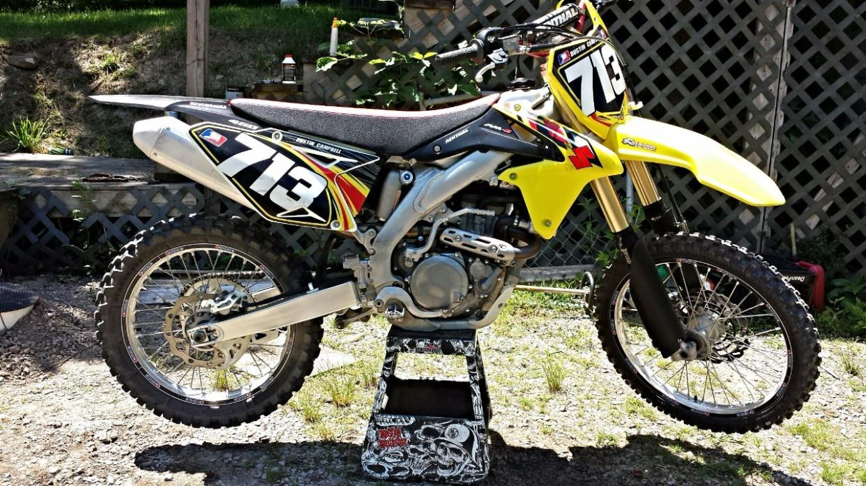 suzuki rm motorcycles for sale in kentucky. Black Bedroom Furniture Sets. Home Design Ideas