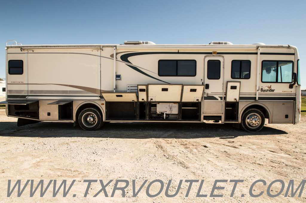 Bounder 2001 Motorhome Rvs For Sale