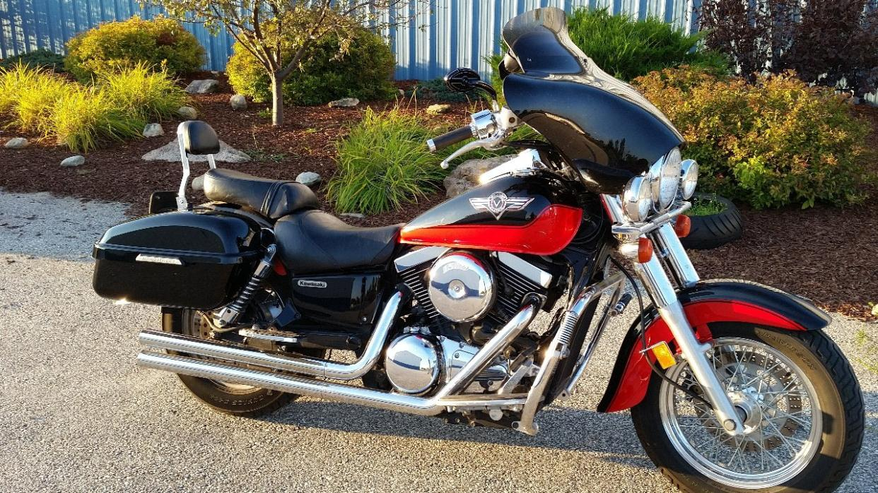 kawasaki vulcan classic 1500 motorcycles for sale in iowa. Black Bedroom Furniture Sets. Home Design Ideas