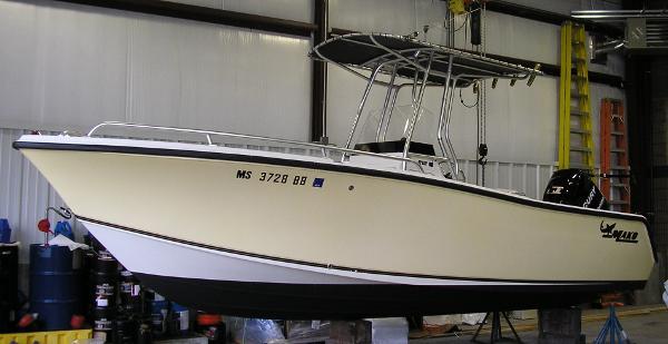 2008 Mako 212 CC