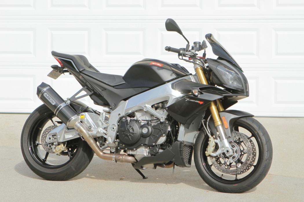 2007 Aprilia Rxv 450