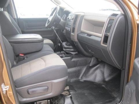2011 DODGE RAM 2500 4 DOOR CREW CAB TRUCK