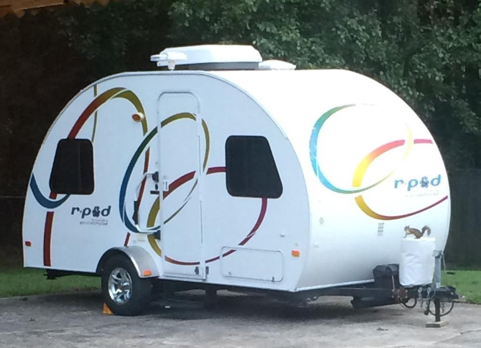 2010 Forest River R-Pod 173