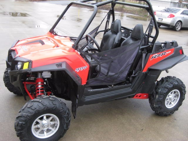 2011 Polaris Rzr XP 900 EFI