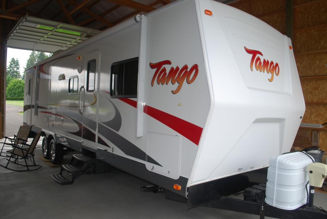 2012 Pacific Coachworks Sandsport 24FBSL