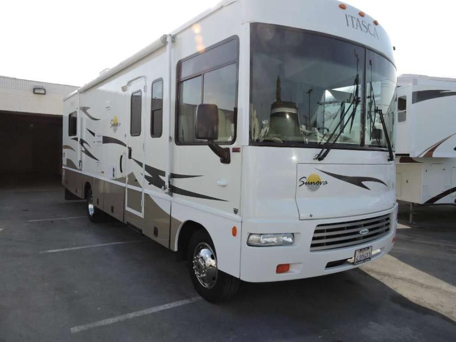 2007 Winnebago OUTLOOK 27L