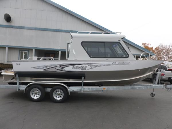 Hewescraft 210 Sea Runner W Hardtop boats for sale