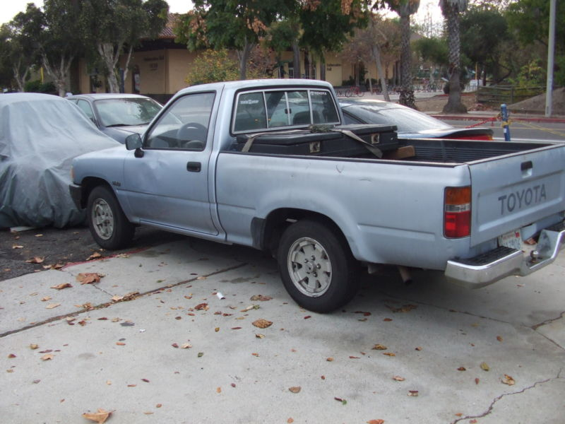 1989 toyota pickup cars for sale. Black Bedroom Furniture Sets. Home Design Ideas
