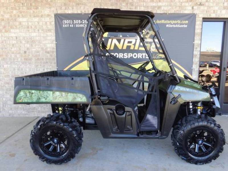 2016 Polaris Outlaw 110 EFI Voodoo Blue