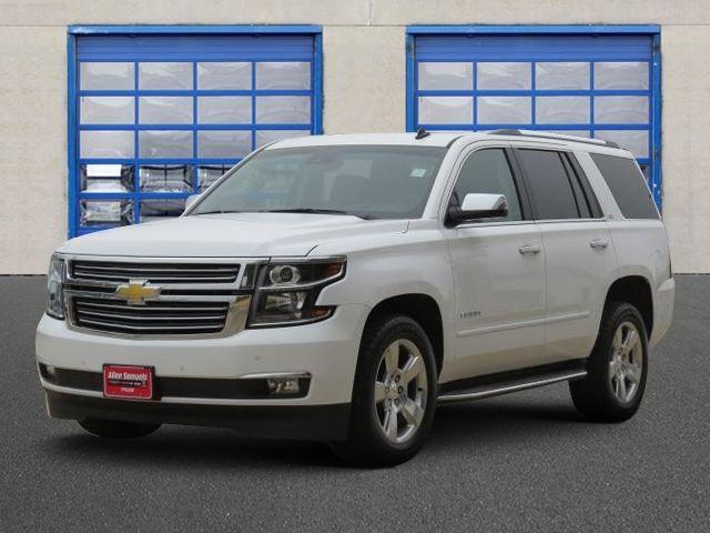 2015 Chevrolet Tahoe Sport Utility LTZ