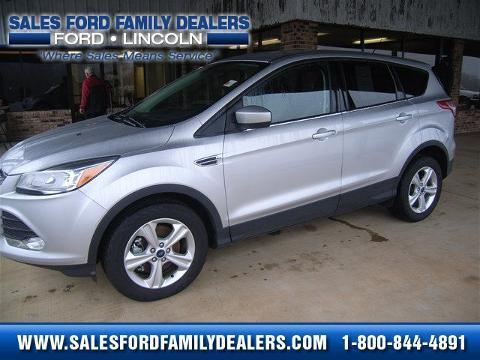 2015 Ford Escape 4 Door SUV