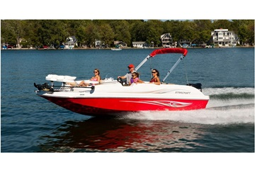 2016 Starcraft Deck Boat Ltd 2000 OB