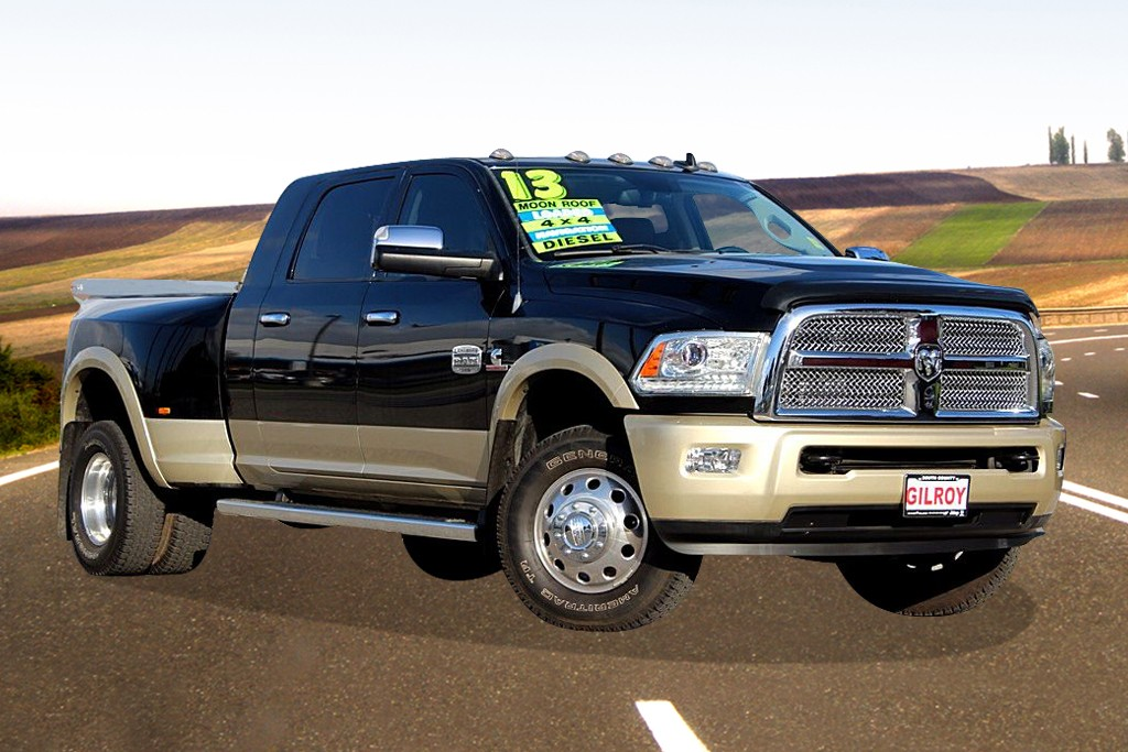 2013 Ram 3500 Laramie Longhorn Edition