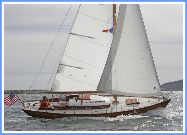 1960 Juno sloop
