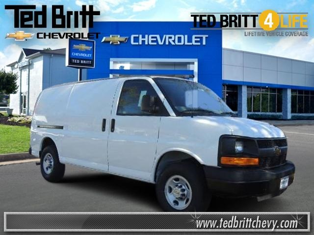 2015 Chevrolet Express Van G2500hd Base