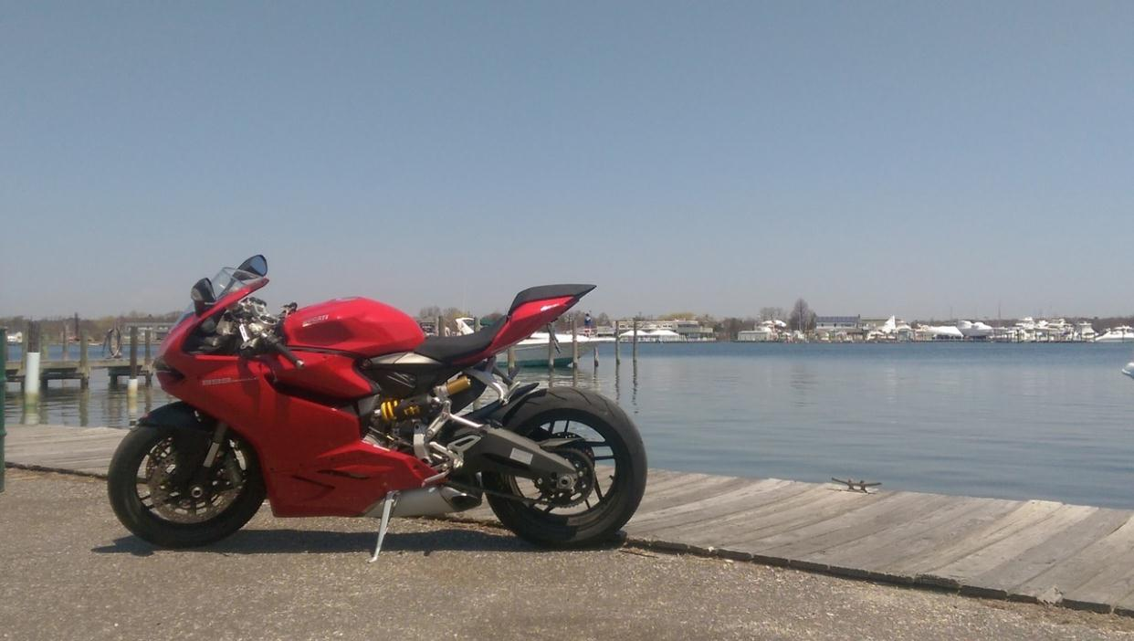 Ducati Break In Period