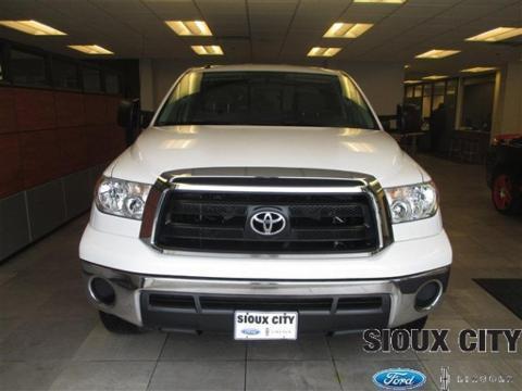 2012 Toyota Tundra 4 Door Crew Cab Long Bed Truck
