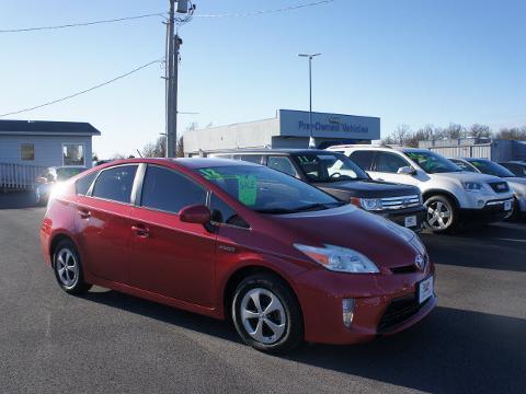 2012 Toyota Prius 5 Door Hatchback
