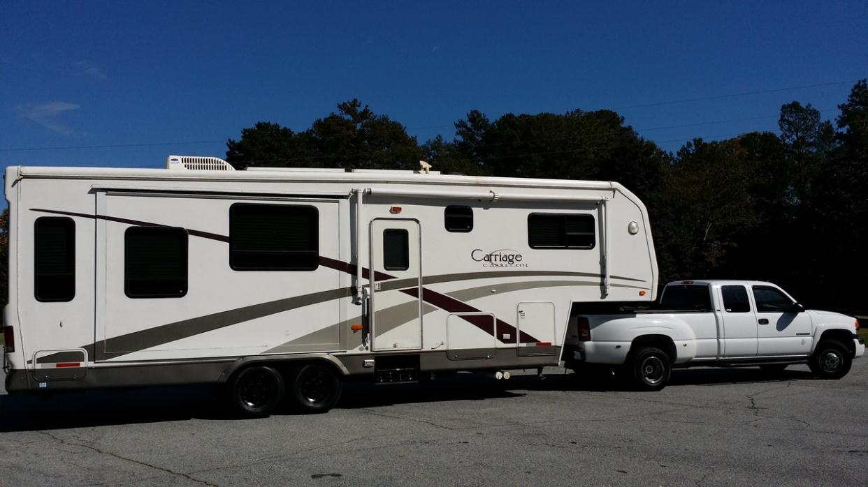 2003 Carriage Carri-Lite