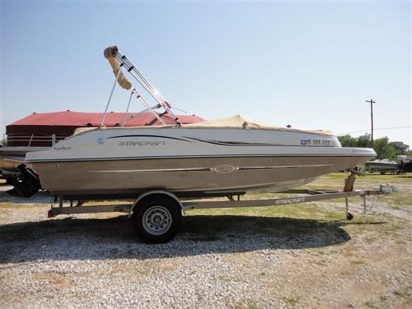 2008 Starcraft Limited 2000 I/O Deck Boat