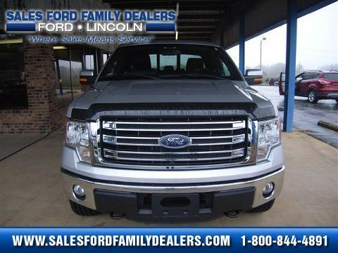 2014 Ford F