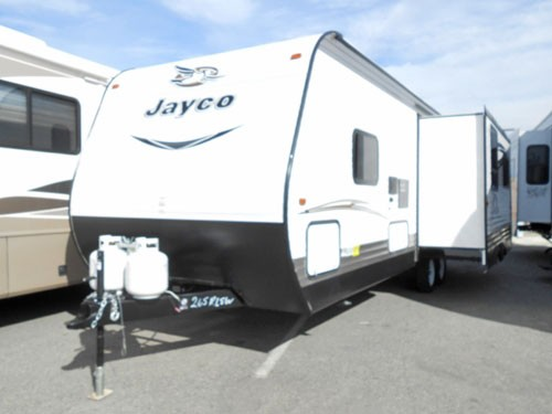 Value Of  Year Old Jayco Travel Trailer