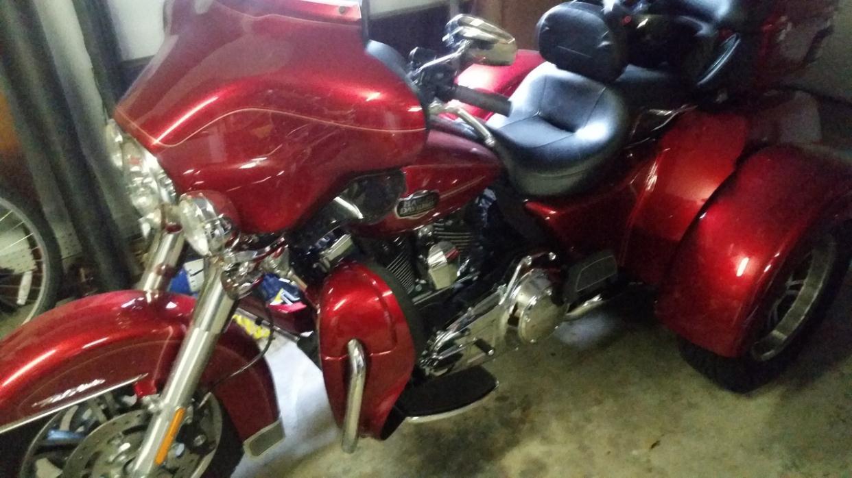 2014 Harley-Davidson Fat Bob DYNA