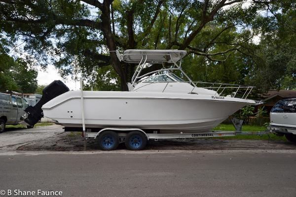Pro Line 23 Walkaround Boats For Sale