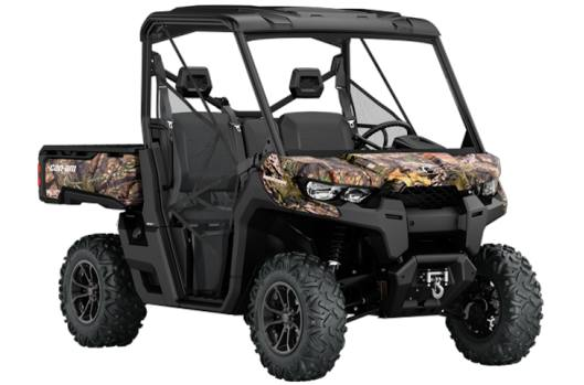 2016 Can-Am Can-Am Defender
