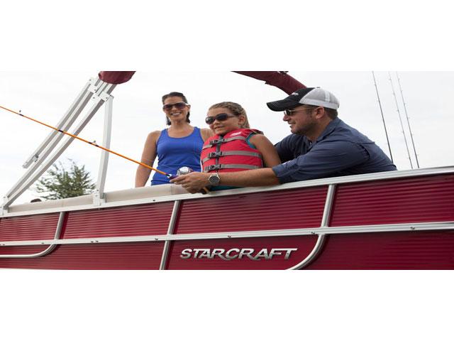2016 Starcraft Pontoon EX 18 F