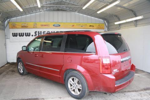 2010 Dodge Grand Caravan 4 Door Passenger Van