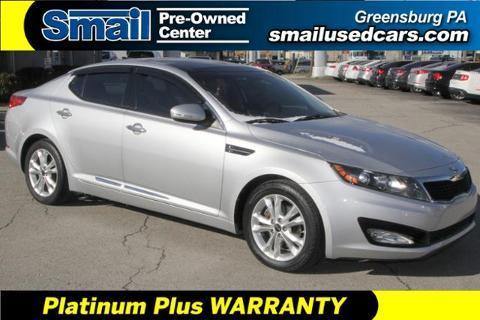 2011 Kia Optima 4 Door Sedan